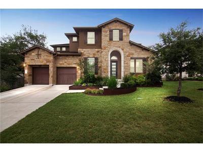 Austin Single Family Home For Sale: 12701 Padua Dr