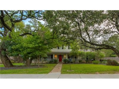 Austin Single Family Home For Sale: 4102 Hyridge Dr