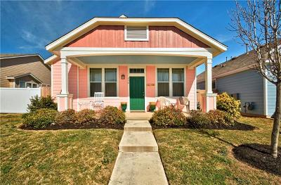 San Marcos Single Family Home Pending - Taking Backups: 334 Newberry Trl