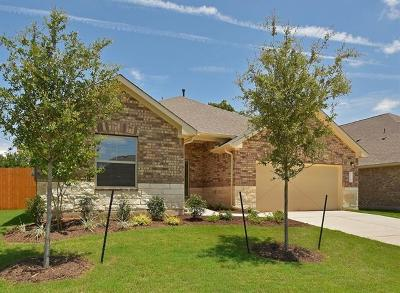 Bastrop Single Family Home For Sale: 118 Swift Water Loop