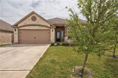 Manor Single Family Home For Sale: 19213 Denton Line Dr