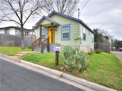 Austin Single Family Home For Sale: 2001 E 9th St #B