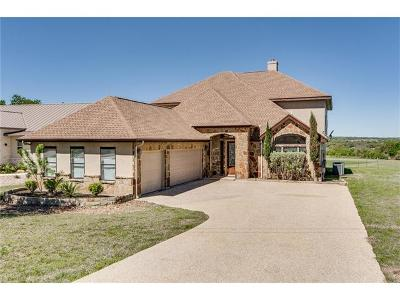Blanco Single Family Home For Sale: 213 Hiram Cook N