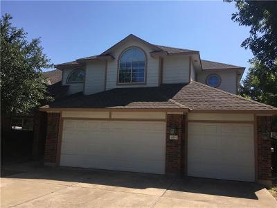 Austin Single Family Home Pending - Taking Backups: 14805 Staked Plains Loop