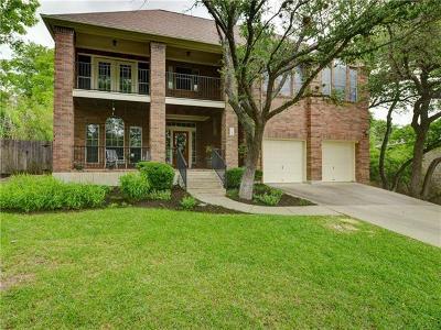 Austin Single Family Home For Sale: 6004 Satsuma Cv
