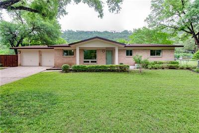 Austin Single Family Home For Sale: 6503 Laurelwood Dr