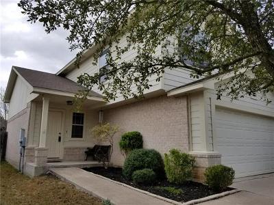Manor Single Family Home Pending - Taking Backups: 12808 White House St