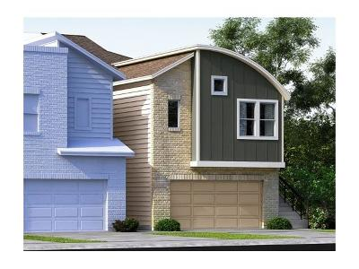 Austin Condo/Townhouse For Sale: 7307 Merrick Ln