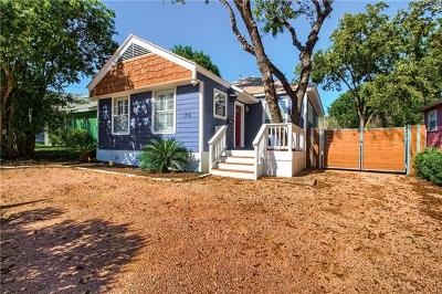 Travis County Single Family Home Pending - Taking Backups: 702 W North Loop Blvd