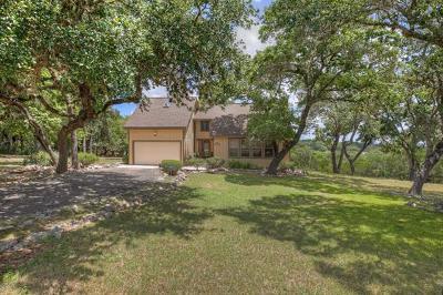 Canyon Lake Single Family Home For Sale: 1562 Windmere