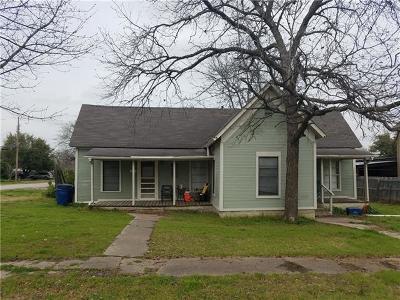 Multi Family Home For Sale: 501 E Davilla St