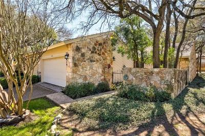 Austin Condo/Townhouse For Sale: 3619 Kentfield Rd