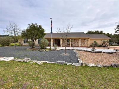 Wimberley Single Family Home For Sale: 617 Las Colinas Dr