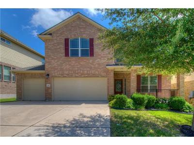 Cedar Park Single Family Home For Sale: 502 S Frontier Ln W