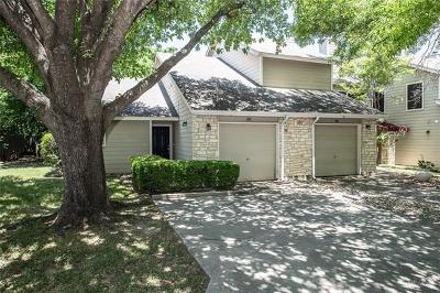 Travis County Condo/Townhouse For Sale: 512 Eberhart Ln #1801