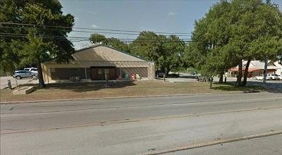 Commercial For Sale: 700 W Hwy 290