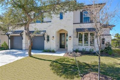 Spicewood Single Family Home For Sale: 2602 Sunset Vista Cir