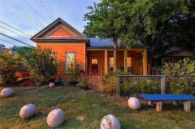 Austin Single Family Home Pending - Taking Backups: 1200 E 2nd St