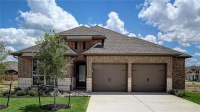 Leander Single Family Home For Sale: 2404 Brook Crest Way