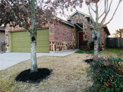 San Marcos Single Family Home For Sale: 206 Hay Barn St