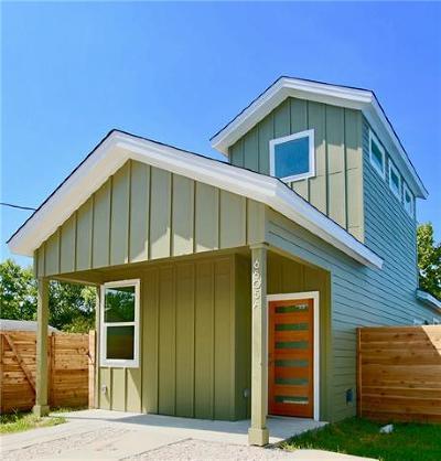 Austin Condo/Townhouse For Sale: 6505 Porter St #A