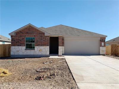 Hutto Single Family Home For Sale: 742 Carol Dr