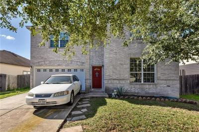 Austin Single Family Home For Sale: 8008 Verbank Villa Dr