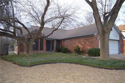Austin Single Family Home Pending - Taking Backups: 2024 Ploverville Ln