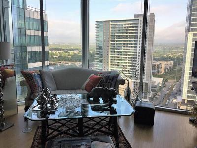 Austin TX Condo/Townhouse For Sale: $594,000
