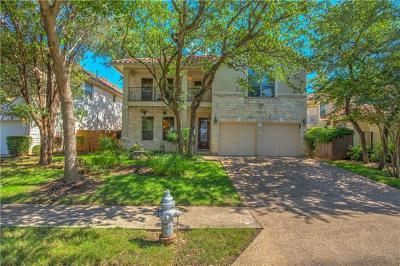 Austin Single Family Home For Sale: 6339 Tasajillo Trl