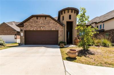 Cedar Park Single Family Home For Sale: 1400 Little Elm Trl #1406
