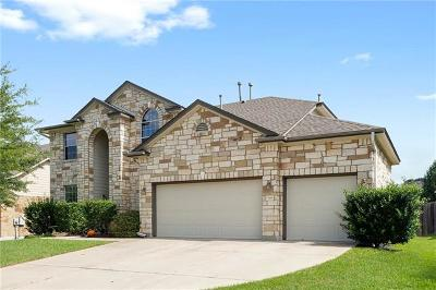 Single Family Home For Sale: 15416 Staked Plains Loop