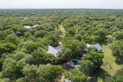 Wimberley Single Family Home For Sale: 121 Camino Derecho
