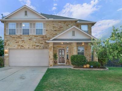 Travis County Single Family Home For Sale: 2100 Ocallahan Dr