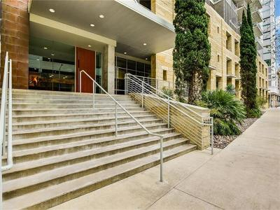 Austin Condo/Townhouse For Sale: 800 W 5th St #702