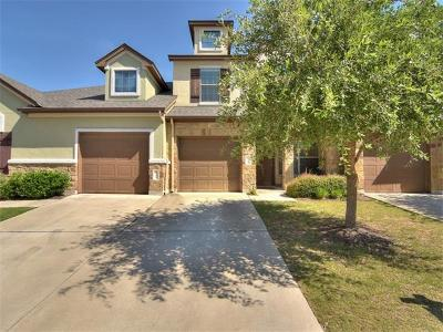 Cedar Park Condo/Townhouse Pending - Taking Backups: 1900 Little Elm Trl #110