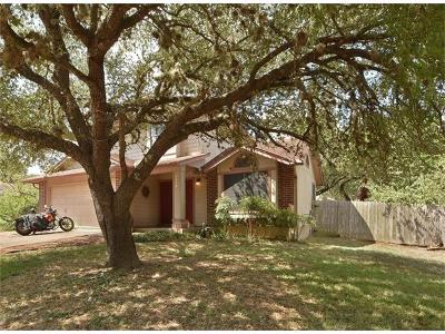Hays County, Travis County, Williamson County Single Family Home For Sale: 4309 Mauai Cv