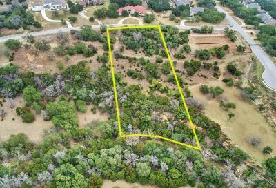 Leander Residential Lots & Land For Sale: 1300 Roaring Frk