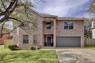 Cedar Park Single Family Home For Sale: 203 Covala Dr
