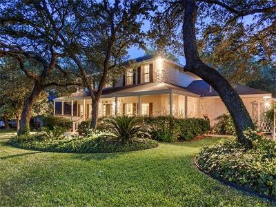 Travis County, Williamson County Single Family Home For Sale: 7319 Jester Blvd