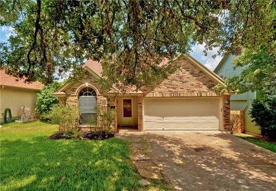 Travis County Single Family Home For Sale: 10429 Hess Dr