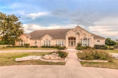 Leander Single Family Home For Sale: 2006 Squaw Valley