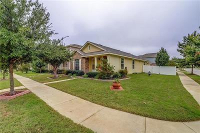 Cedar Park Single Family Home Pending - Taking Backups: 926 Alamo Plaza Dr