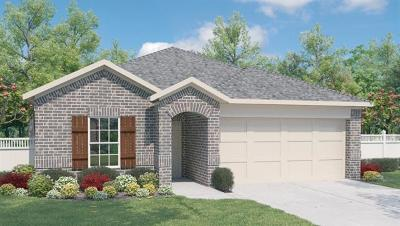 Round Rock Single Family Home For Sale: 2949 Bridekirk Dr