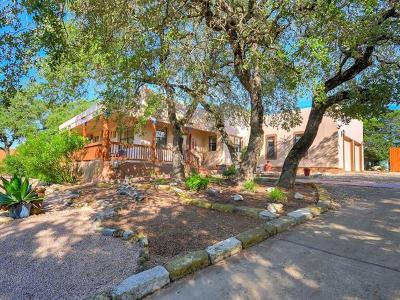 Lago Vista Single Family Home Pending - Taking Backups: 8411 Bronco Buster Trl