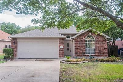 Leander Rental For Rent: 1304 River Oak Dr