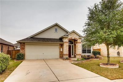 Pflugerville Single Family Home For Sale: 19417 Bridie Path