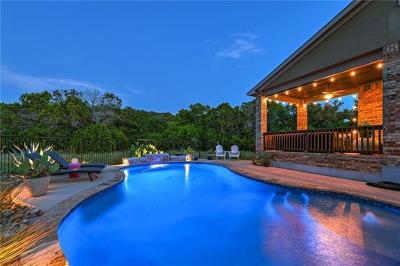 Cedar Park Single Family Home For Sale: 3316 Vaquero Ln