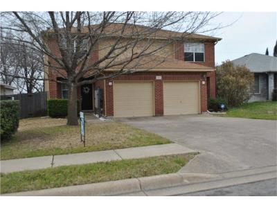 Condo/Townhouse Sold: 2407 Curry Loop #A