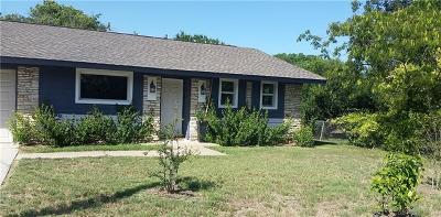 Hays County, Travis County, Williamson County Single Family Home For Sale: 4402 Hayride Ln